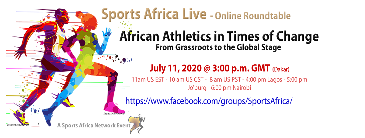 African Athletics in Times of Change: From Grassroots to the Global Stage