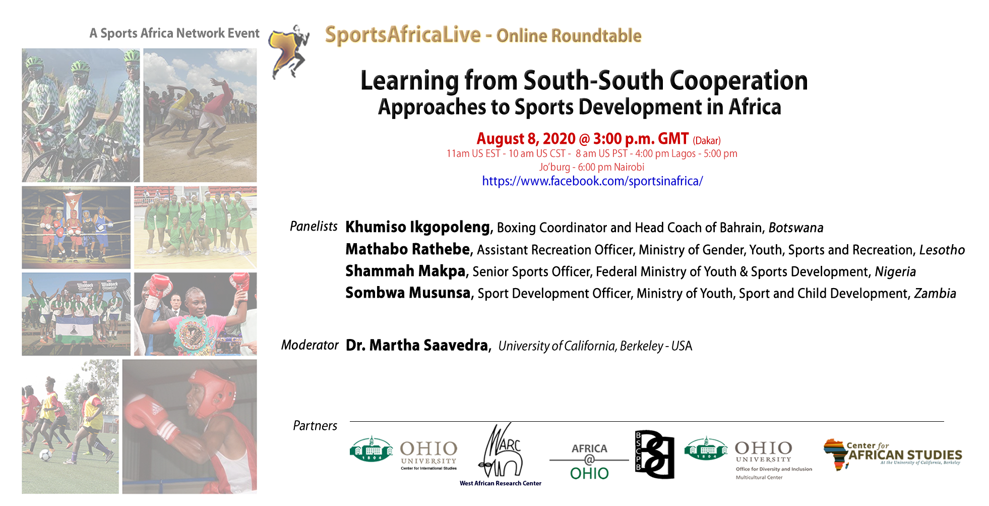 Learning from South-South Cooperation: Approaches to sports development in Africa